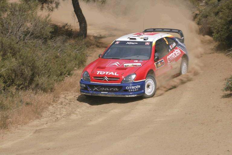 2004 Citroën Xsara T4 WRC 202460