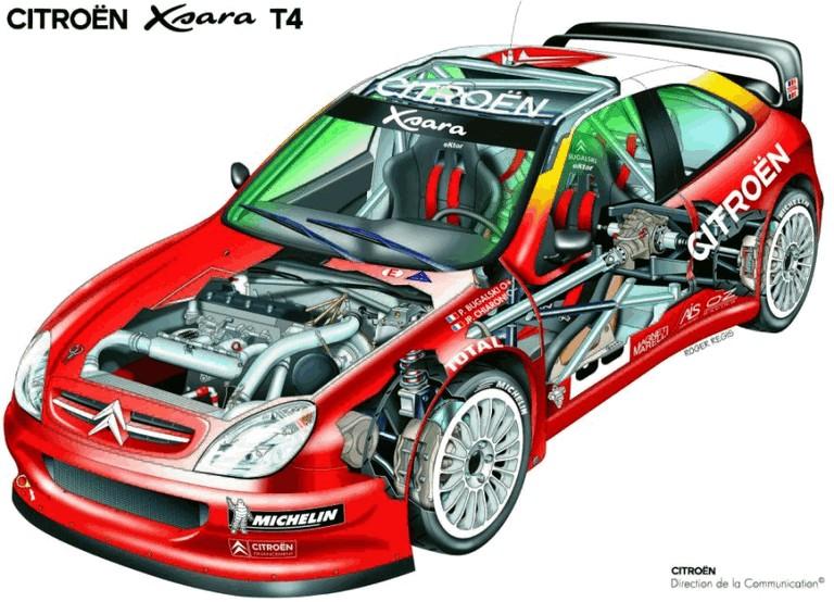 2004 Citroën Xsara T4 WRC 202461