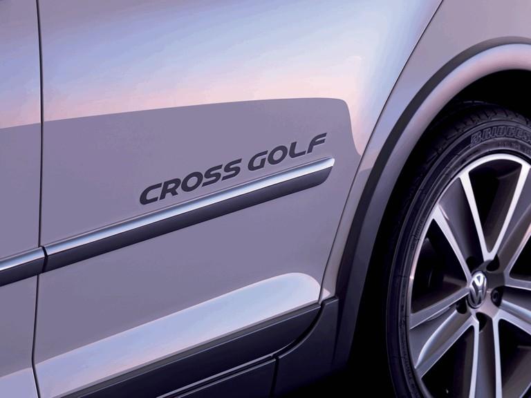2010 Volkswagen Cross Golf 275862