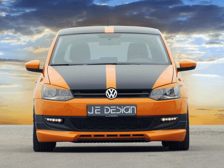 2010 Volkswagen Polo 5-door by JE Design 275904