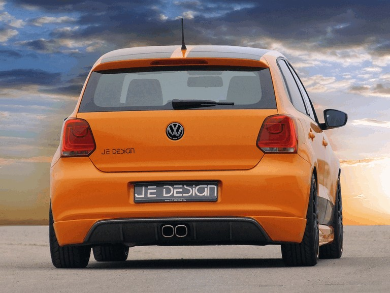 2010 Volkswagen Polo 5-door by JE Design 275905