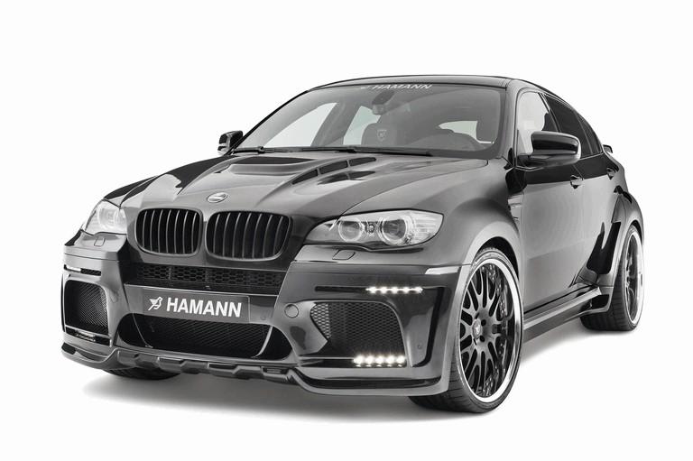 2010 Hamann Tycoon Evo M Based On Bmw X6 M Mad4wheels