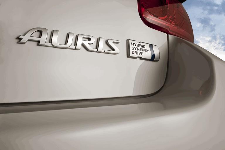 2010 Toyota Auris HSD 276288
