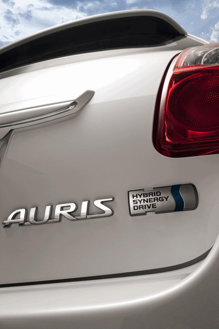 2010 Toyota Auris HSD 276289