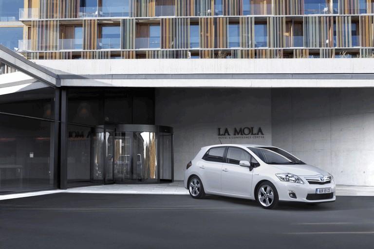 2010 Toyota Auris HSD 276333