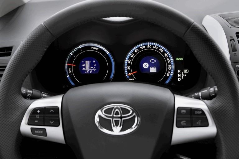 2010 Toyota Auris HSD 276356
