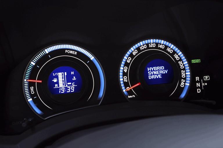 2010 Toyota Auris HSD 276357