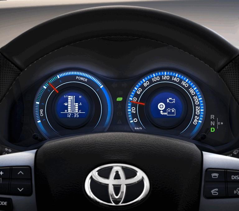2010 Toyota Auris HSD 276359