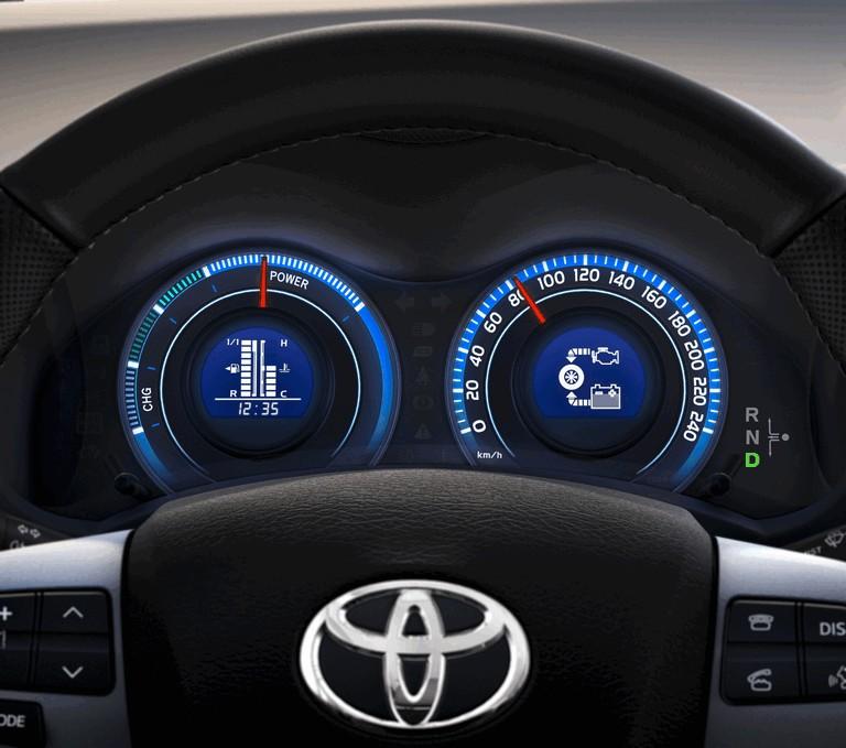 2010 Toyota Auris HSD 276361