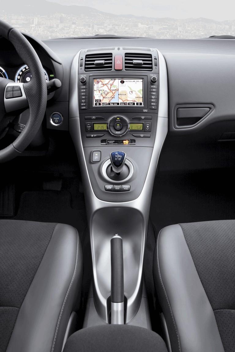 2010 Toyota Auris HSD 276364