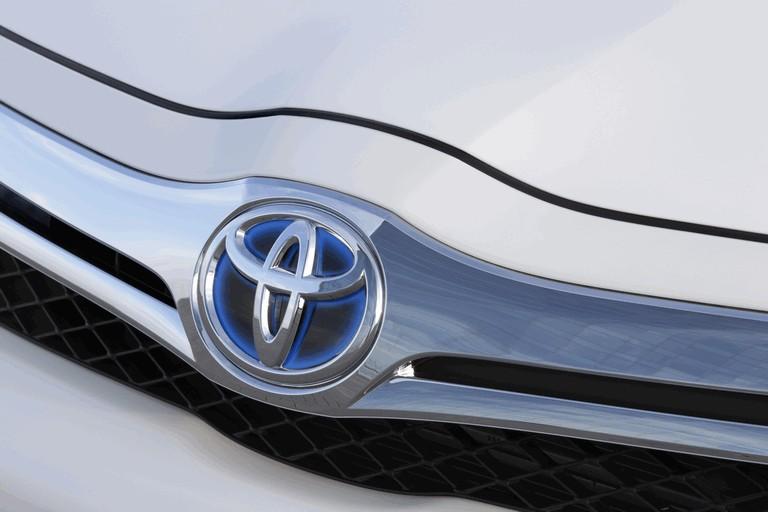 2010 Toyota Auris HSD 276375