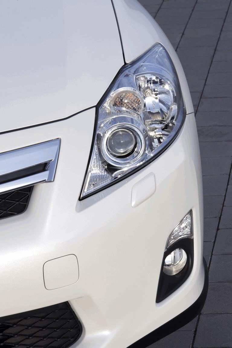 2010 Toyota Auris HSD 276378