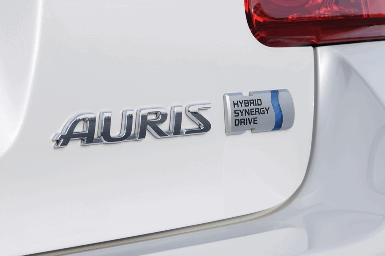 2010 Toyota Auris HSD 276383