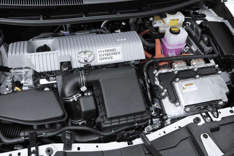 2010 Toyota Auris HSD 276386