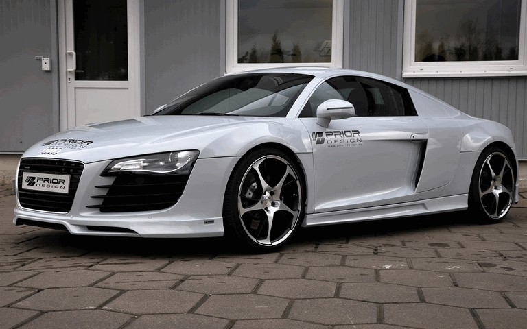 2010 Audi R8 Carbon Limited Edition by Prior Design 276797