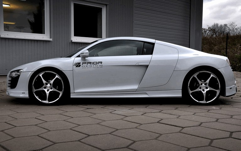 2010 Audi R8 Carbon Limited Edition by Prior Design 276798