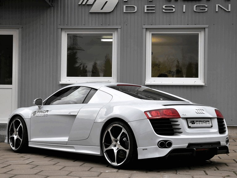 2010 Audi R8 Carbon Limited Edition by Prior Design 276799