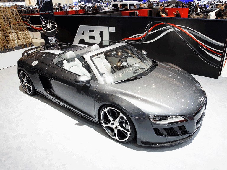 2010 Audi R8 Spyder by ABT 276811