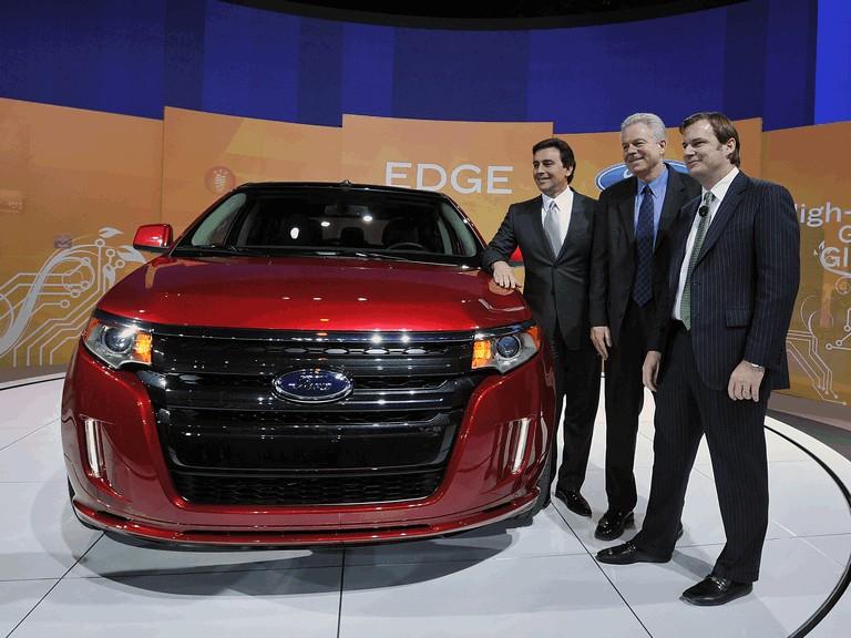 2011 Ford Edge Sport 276997