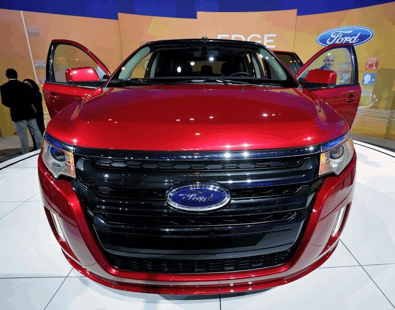2011 Ford Edge Sport 276998