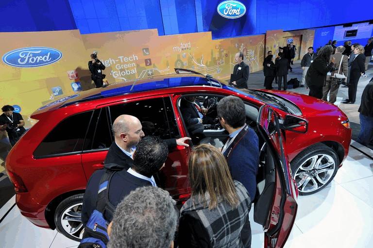 2011 Ford Edge Sport 277000