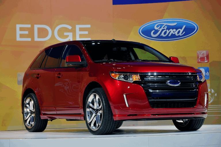 2011 Ford Edge Sport 277001