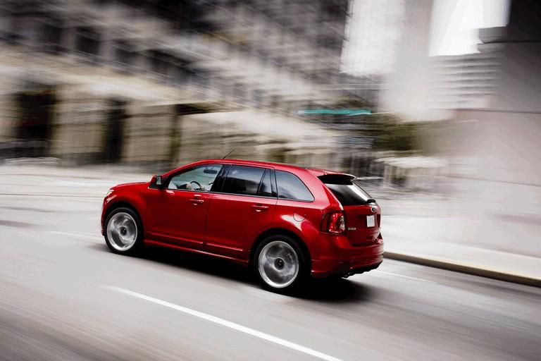 2011 Ford Edge Sport 277011