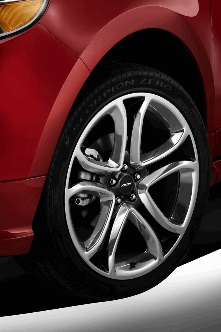2011 Ford Edge Sport 277016