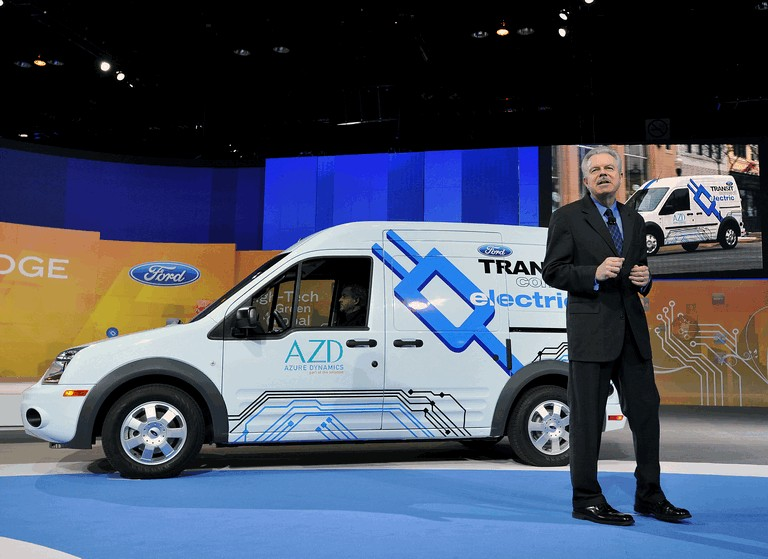 2011 Ford Connect Electric 277074