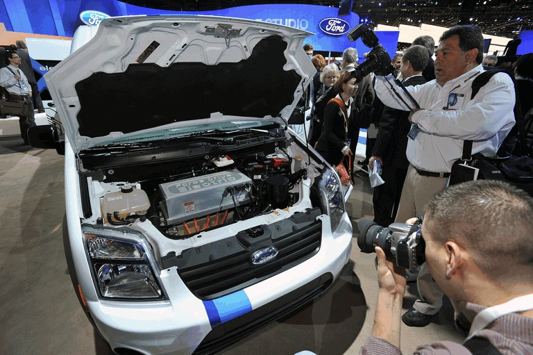 2011 Ford Connect Electric 277076