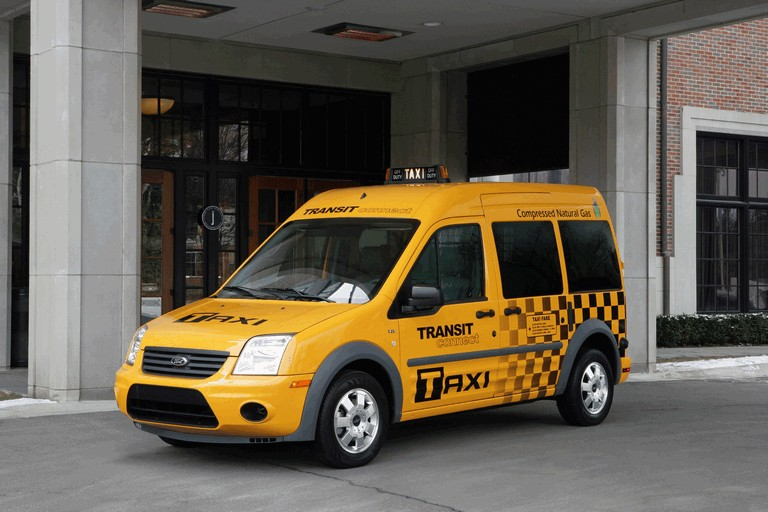 2011 Ford Connect Taxi 277079