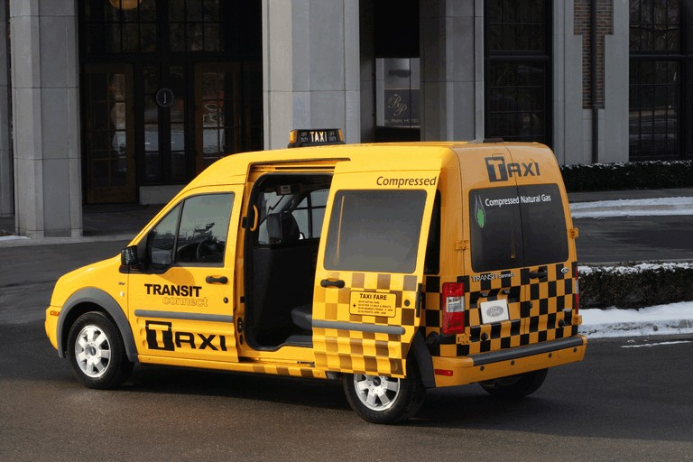 2011 Ford Connect Taxi 277080
