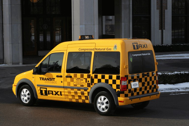 2011 Ford Connect Taxi 277083