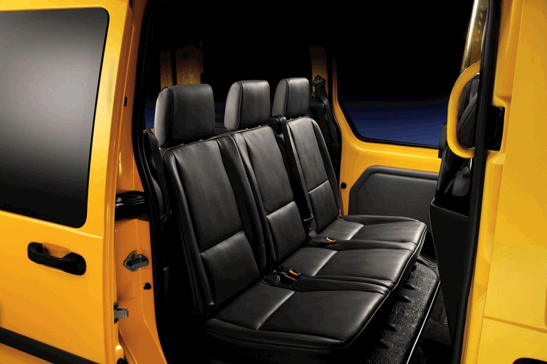 2011 Ford Connect Taxi 277089
