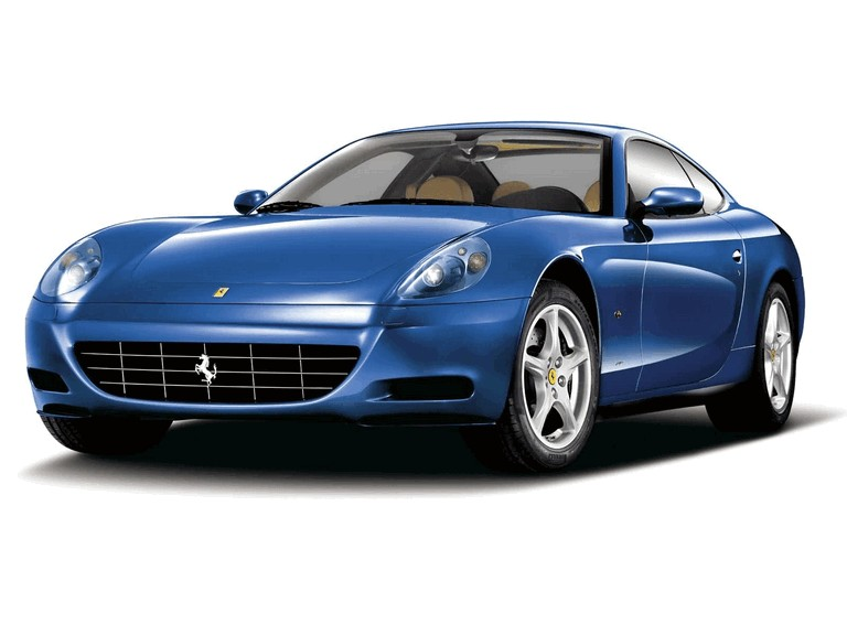 2004 Ferrari 612 Scaglietti 202586