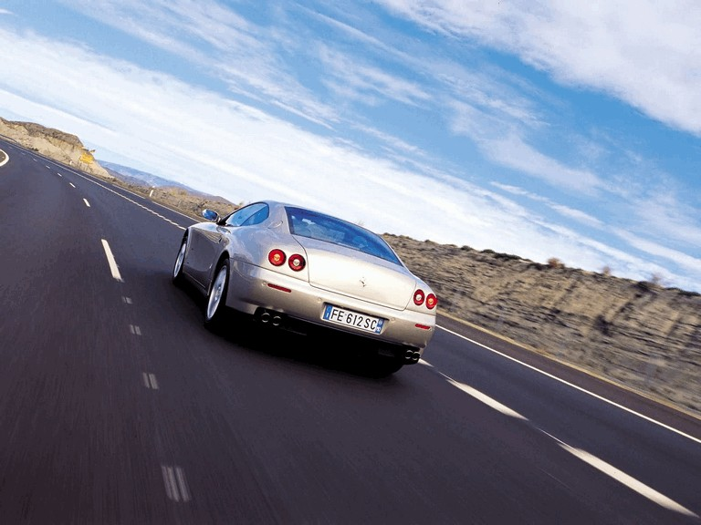 2004 Ferrari 612 Scaglietti 202633
