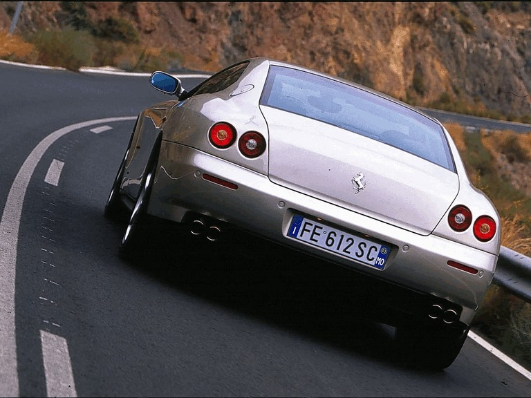 2004 Ferrari 612 Scaglietti 202638