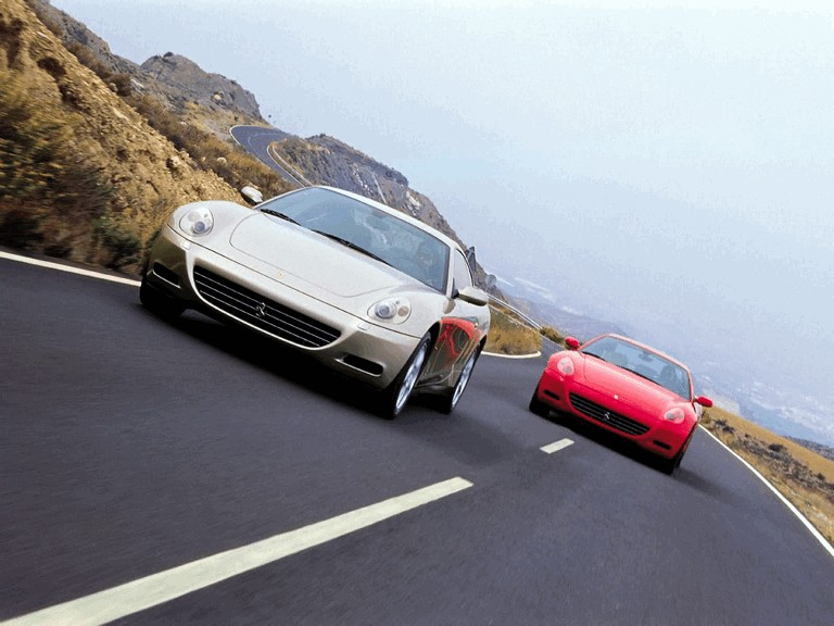 2004 Ferrari 612 Scaglietti 202649