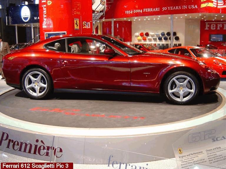 2004 Ferrari 612 Scaglietti 202714