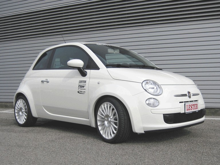 2009 Fiat 500 Bianca by Lester 277442