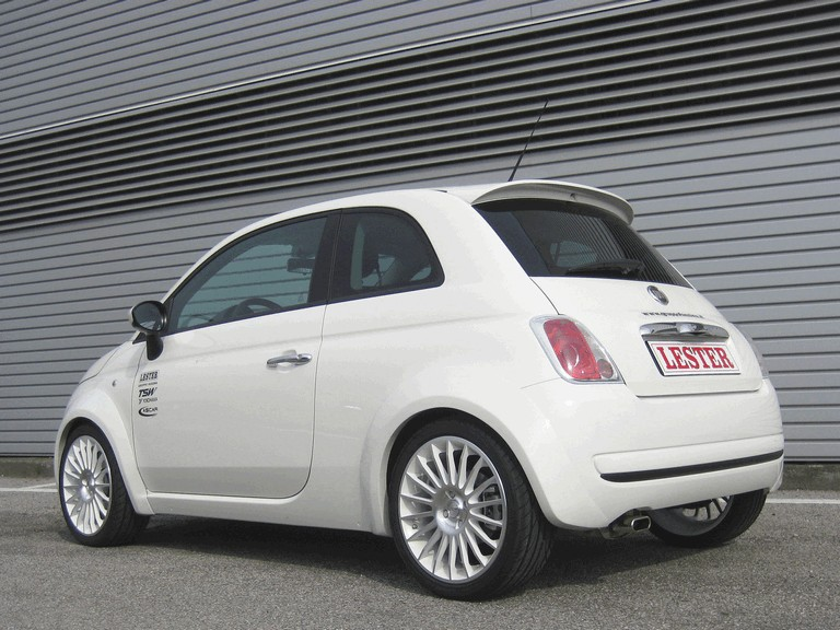 2009 Fiat 500 Bianca by Lester 277443