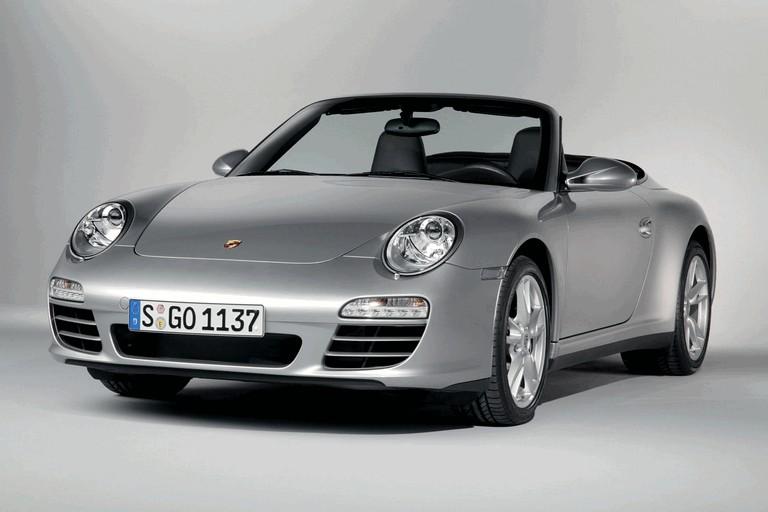 2010 Porsche 911 ( 997 ) Carrera 4 cabriolet 277654