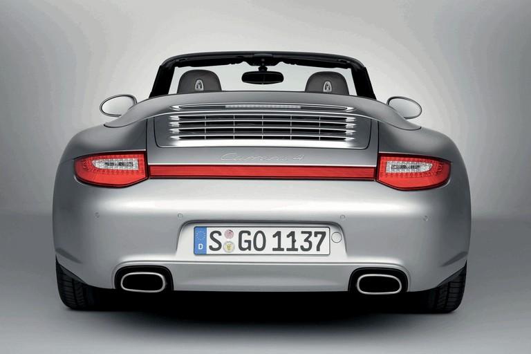 2010 Porsche 911 ( 997 ) Carrera 4 cabriolet 277656
