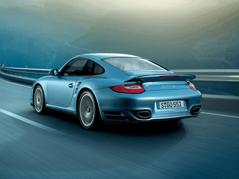 2010 Porsche 911 ( 997 ) Turbo S 277679