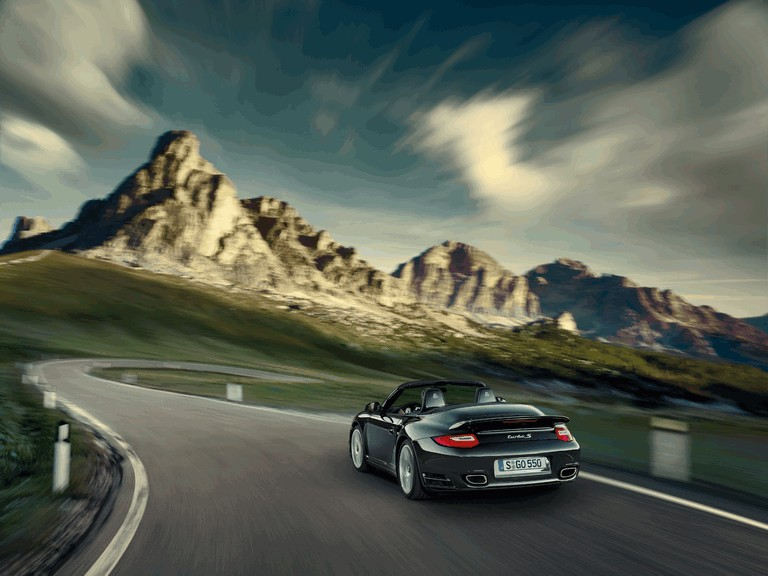 2010 Porsche 911 ( 997 ) Turbo S 277681