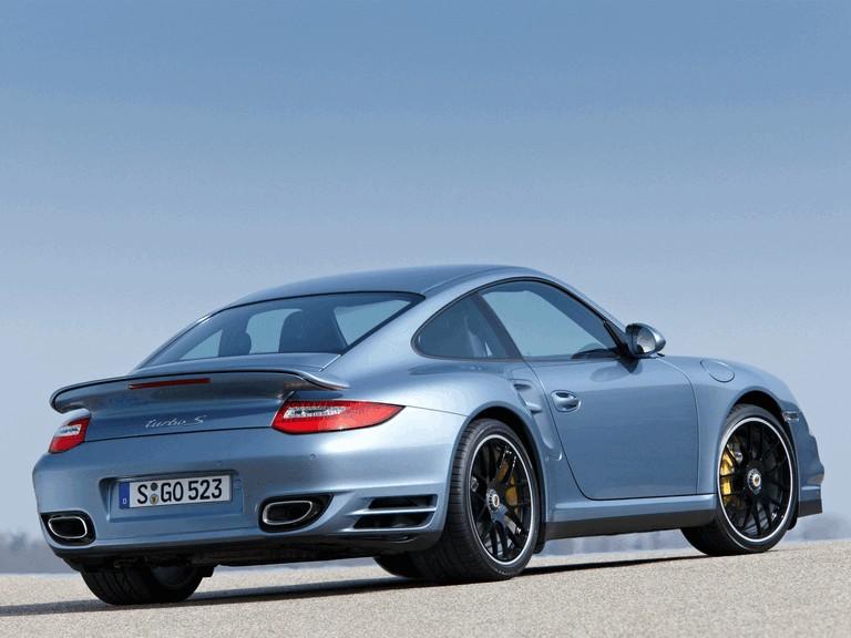 2010 Porsche 911 ( 997 ) Turbo S 277687