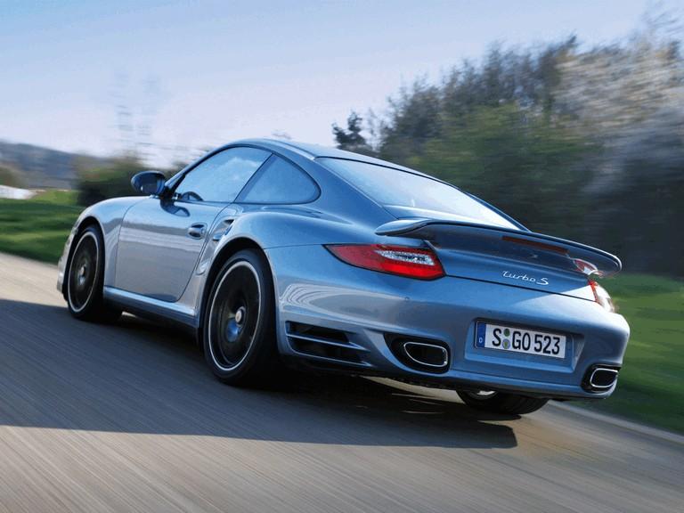 2010 Porsche 911 ( 997 ) Turbo S 277697