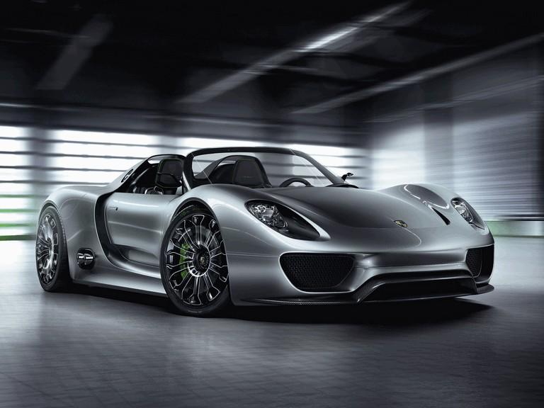 2010 Porsche 918 spyder concept 277736
