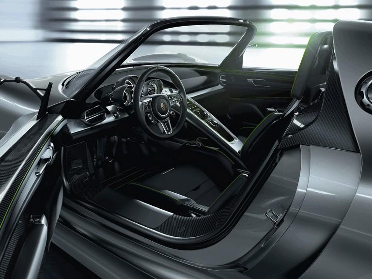 2010 Porsche 918 spyder concept 277743
