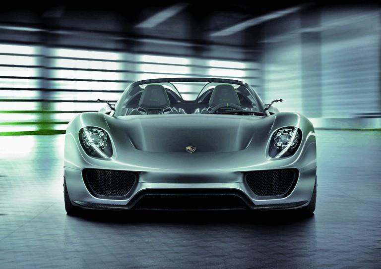 2010 Porsche 918 spyder concept 277748